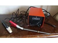 XP small portable arc welder 80-100 amp/as new