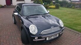 2005 Mini One diesel for sale full 12 months mot. Lady owner, part service history