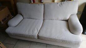 Next Sofia sofa, 2 years old