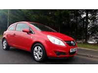 IMMACULATE JULY 2009 VAUXHALL CORSA ACTIVE 1.0 12V TOTALLY AS-NEW THOUGHOUT LOW MILEAGE 1YEARS MOT !