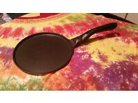 "Crèpe no stick Pan ""Aeternum"", 9 inches diameter."