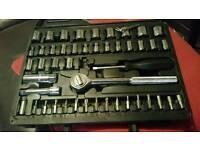 Drilling and set tools box