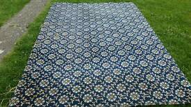 Vintage axminster carpet