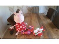 Small peppa pig bundle
