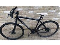 Marin Muirwoods Hybrid Commute Bike