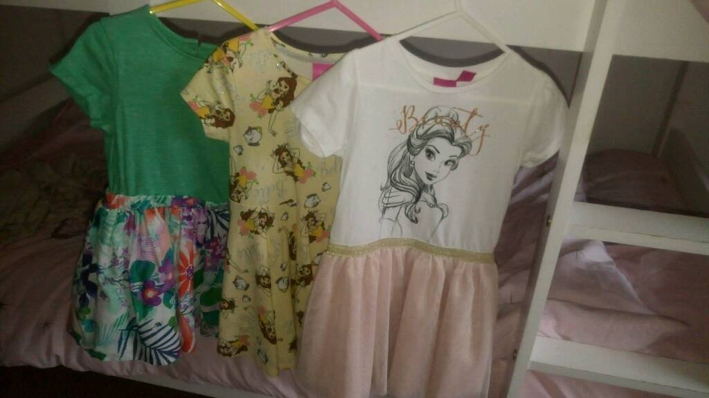 Girls dresses 4-5