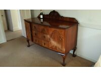 SIDEBOARD. Bereavement sale. BARGAIN!! £1 or OFFER! Try your luck!!