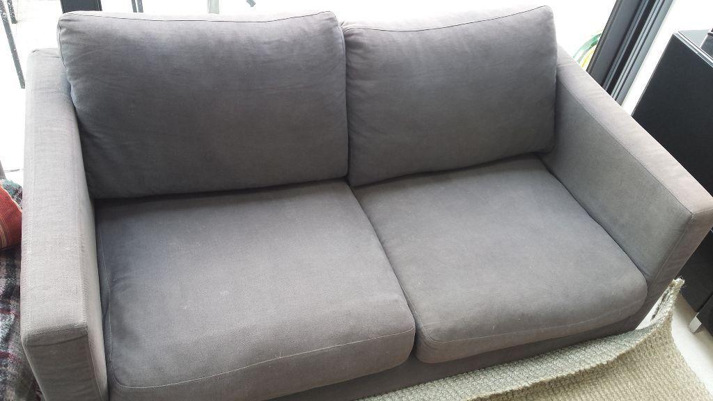 Free 2 Seater Sofa In New Malden London Gumtree