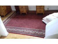 Keshan persian rug