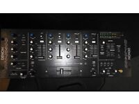 Denon X-400 8 channel mixer