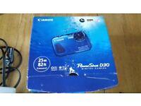 Canon powershot 30d digital camera