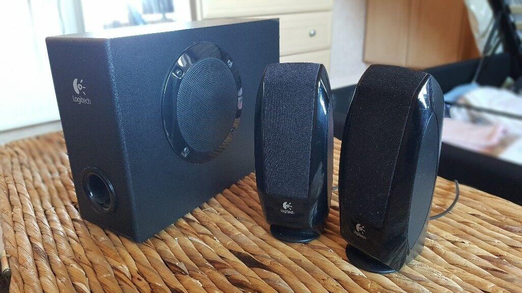 e8c0a8e0b38 Logitech S220 2.1 computer speakers | in Swinton, Manchester ...