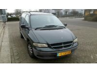 LHD 7 SEATER CHRYSLER VOYAGER LEFT HAND DRIVE