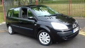 Renault Grand Scenic 2007 petrol 1.6 manual 7 seater