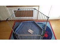 BabyDan Playpen / Fire Guard/ Room Divider