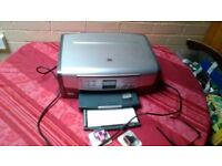 Hp photostart printer, copier,scanner