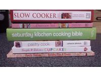 Cooking/Recipe books