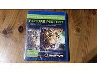 KNOWHOW Picture Perfect DVD & Blu-ray Brand new. TV Quality Enhancer