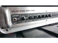 Behringer Bugera BVP5500 Bass Amp