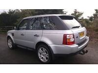 Stunning 2006 Range Rover Sport 2.7 HSE auto,trade in considered, credit and debit cards accepted