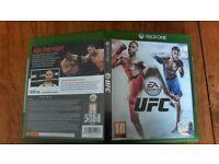 xbox one game UFC
