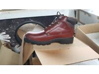 15 pairs work boots