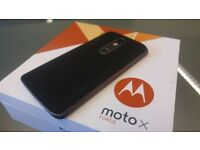 Motorola X Force mobile £225.00 NO TEXTS AS NO CREDIT TO REPLY