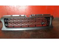 Range Rover sport front grill year 2009