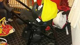 Pushchair sold pending collection