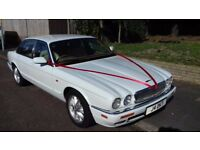 JAGUAR CLASSIC CAR 10 MONTH MOT WEDDING CAR HIRE 15 STAMPS IN SERVICE BOOK