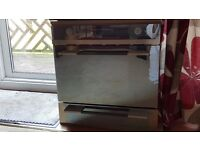 Smeg integrated combination mirowave oven