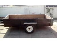 large trailer for sale 9 x 4