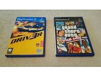 Playstation 2 Games x2