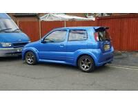Suzuki ignis sport possible px/swap