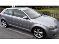 Meticulously Maintained Audi A3 1.9tdi 2007/57 (low mileage)