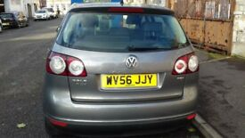 VOLKSWAGEN GOLF PLUS (DIESEL) FULL YEAR MOT EXCELLENT CONDITION DRIVES REALLY WELL Great Car