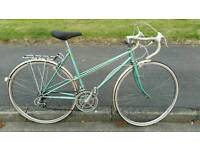 Raleigh Silhouette, Lovely Ladies Road Bicycle For Sale in Good Riding Order