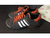 Boys trainers by adidas