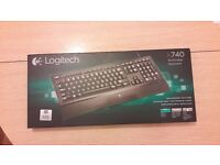 Logitech K740 illuminated keyboard