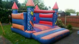 15ft by 12ft bouncy castle