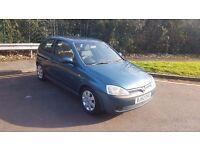 Vauxhall Corsa 1.2 SXI, petrol, manual, 3 door - £750
