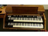 Hammond Organ C3 + Leslie Speaker 147