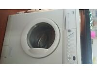 Used Electrolux Washer / Dryer Zanussi ZWD 1271W