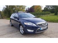 2010 Ford Mondeo Estate 2.0 TDCi Titanium X (TOP X PACK) 1 Owner Full Service History Long MOT