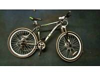 "TTGO EARL 9.0 24 SPEED MOUNTAIN BIKE 18"" FRAME"