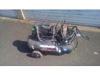SIP AIR COMPRESSOR WITH FULL KIT IN GOOD CONDITION