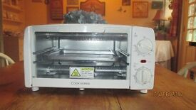 COOKWORKS MINI OVEN AND GRILL