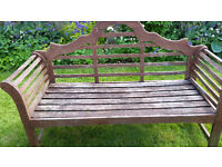 FREE - WOODEN BENCH