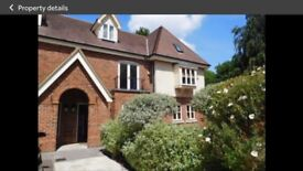 3 bed townhouse with parking