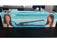 JML pro ceramic hair straighteners